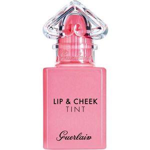 la petite robe noire lip & cheek tint róż 8,5 ml dla kobiet 002 pink tie marki Guerlain