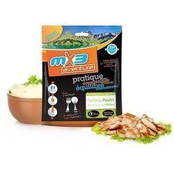 Mx3 aventure Żywność liofilizowana  - puree ziemniaczane z kurczakiem