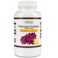 Pokrzywa Indyjska standaryzowany ekstrakt 250mg (MyVita) 120 kaps.