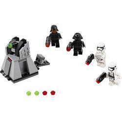 Lego Star Wars NAJWYŻSZY PORZĄDEK (First Order Battle Pack) 75132 (dziecięce klocki)