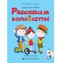 Przedszkolak kocha czytać (9788363590253)