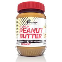 Masło orzechowe premium peanut butter 700g  marki Olimp