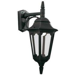 Zewnętrzna LAMPA ścienna PARISH & PARISH MINI PR2 Elstead kinkiet OPRAWA ogrodowa IP44 outdoor czarna