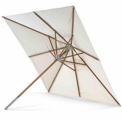 Parasol ogrodowy atlantis 330x330 cm marki Skagerak