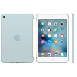 Apple Silikonowe etui do iPada mini 4 - turkusowe MLD72ZM/A - DARMOWA DOSTAWA!!!, kup u jednego z partnerów