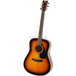 Yamaha F 370 DW Tabacco Brown Sunburst gitara akustyczna z kategorii Gitary akustyczne i elektroakustyczne