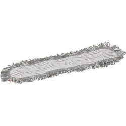 Vikan Mop damp 47, do czyszczenia na wilgotno, na rzepy, czerwony, 400 mm,  548544