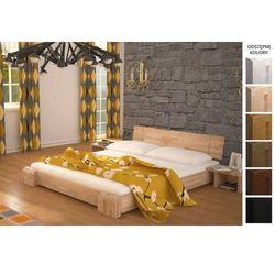 łóżko drewniane berlin 100 x 200 marki Frankhauer