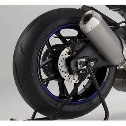 Niebieskie fluorescencyjne paski PUIG na felgi (wersja premium) z kategorii Pozostałe akcesoria motocyklowe