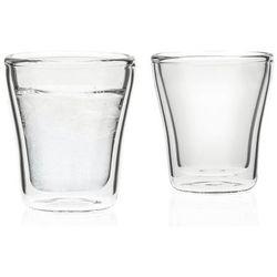 Zestaw szklanek z podwójnymi ściankami (0,2 l) duo marki Leonardo