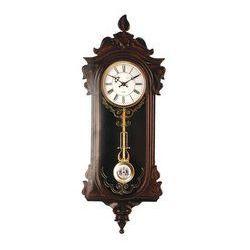 Atrix Duży zegar z muzyką i wahadłem 502
