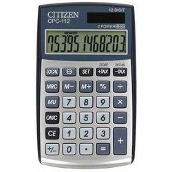 Kalkulator CITIZEN CPC112WB
