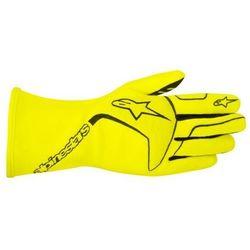 Rękawice Alpinestars Tech 1 Race - Czarno / żółty \ S - sprawdź w wybranym sklepie