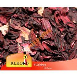 Herbata hibiskus kwiat 1kg wyprodukowany przez Rekord - producent przypraw