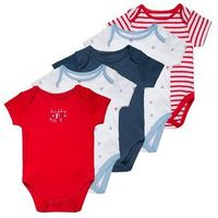 mothercare MUMMY & DADDY 5 PACK Body navy