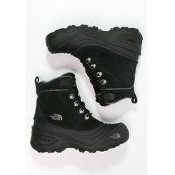 The North Face CHILKAT Śniegowce tnf black/zinc grey