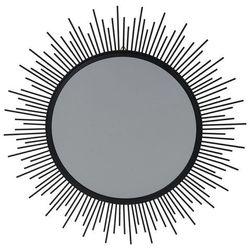 Lustro shine czarne marki Intesi