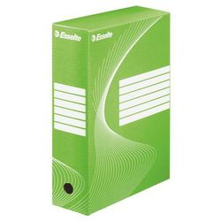Pudło arch. 100mm, 128424 zielone marki Esselte