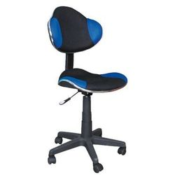 Fotel q-g2 niebieski czarny marki Signal meble