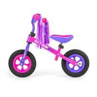 Milly-mally Rowerek biegowy dragon air pink #b1