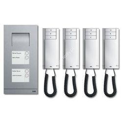 ABB Zestaw domofonowy (83102/4-660-500) 83102/4-660-500 - Rabaty za ilości. Szybka wysyłka. Profesjonalna pomoc techniczna.