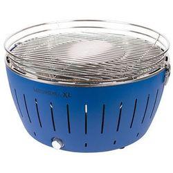 Lotusgrill Grill bezdymny xl® niebieski + torba. wysyłka + 2.5kg węgla gratis. 14 dni na zwrot! (4260023019878)