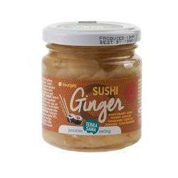 Imbir marynowany do sushi BIO 190g