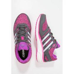 adidas Performance QUESTAR Obuwie do biegania treningowe white/shock purple/granit (buty do biegania)