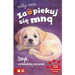 Smyk uprowadzony szczeniak - Wysyłka od 3,99 - porównuj ceny z wysyłką, książka z ISBN: 9788379835997
