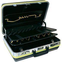 Walizka narzędziowa bez wyposażenia, uniwersalna C.K. T1643 (SxWxG) 485 x 165 x 340 mm