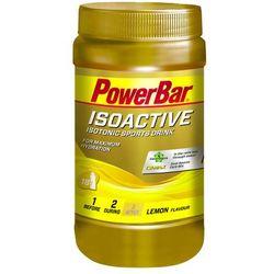 Koncentrat napoju izotonicznego Isoactive o smaku cytrynowym 600g, towar z kategorii: Napoje energetyczne i iz