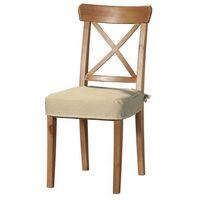 Dekoria Siedzisko na krzesło Ingolf, kremowy szenil, krzesło Inglof, Madrid