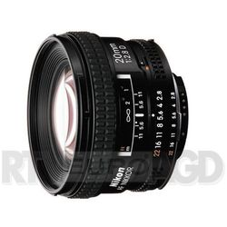 Nikon  af 20 mm f/2,8 d nikkor - produkt w magazynie - szybka wysyłka!