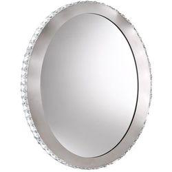 Eglo Kinkiet toneria 94085 lustro z oświetleniem 1x36w led 4000k fi650 chrom/kryształ (9002759940850)