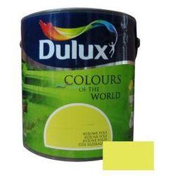 Emulsja dulux kolory świata 5l wyspa bali - zielenie marki Akzonobel