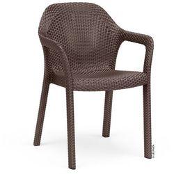 Lechuza Krzesło ogrodowe mokka