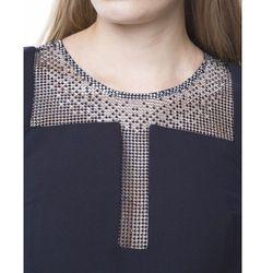 sukienka niebieski xxs od producenta Versace