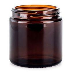 bean jar brown glass brązowy słoik na zmieloną kawę marki Comandante