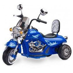 Toyz Rebel motocykl na akumulator blue - sprawdź w sklep-bambino.pl