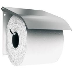 Merida Uchwyt na papier toaletowy stal matowa (8710755385339)