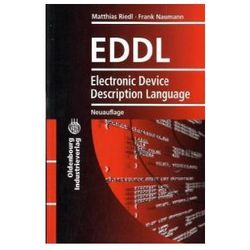 EDDL Electronic Device Description Language, English edition w. eBook on CD-ROM