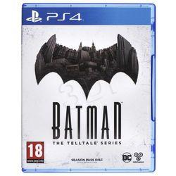 Gra Batman The Telltale Series z kategorii: gry PS4