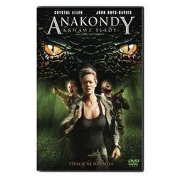 Anakondy, krwawe ślady (DVD) - Don FauntLeRoy - produkt z kategorii- Horrory