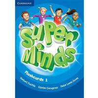 Super Minds 1 Flashcards Pack (karty obrazkowe)