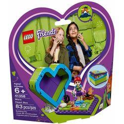 Lego 41358 pudełko w kształcie serca mii (mia's heart box) klocki friends