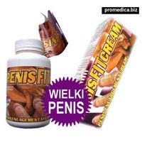 PenisBooster II PensFIT 60 kaps. + PenisFit krem 50 ml