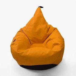 Puf TIPI XXL kolor pomarańczowy, T57XXL