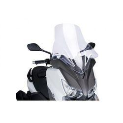 Szyba PUIG V-Tech Touring do Yamaha X-Max 125/200 / 400 14-15 (przezroczysta), kup u jednego z partnerów