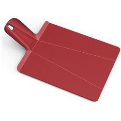 Joseph Joseph Deska składana CHOP 2 POT M czerwona - jjNSR016SW z kategorii Deski kuchenne