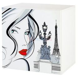szafka wisząca z nadrukiem top paris marki Klupś